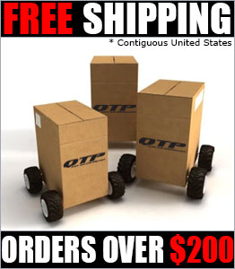 Free Shipping on orders over $199 within the Contiguous United States