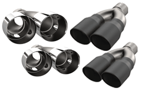 2) Exhaust Systems - Exhaust Tips
