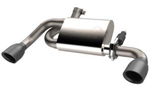 2) Exhaust Systems - Screamer Twintronic Exhaust Systems