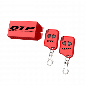 Quick Time Performance - Wireless One Touch Remote Controller For QTP Electric Exhaust Cutouts