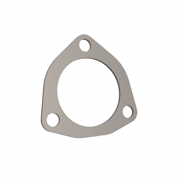 Quick Time Performance - 2.50 Inch 3 Bolt Exhaust Gasket QTP