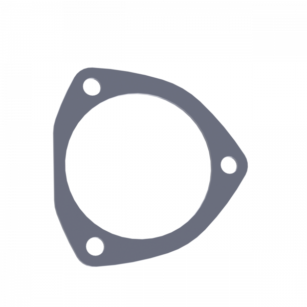 Quick Time Performance - 3.50 Inch 3 Bolt Exhaust Gasket QTP