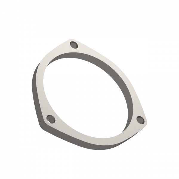 Quick Time Performance - 4.00 Inch 3 Bolt Flange QTP