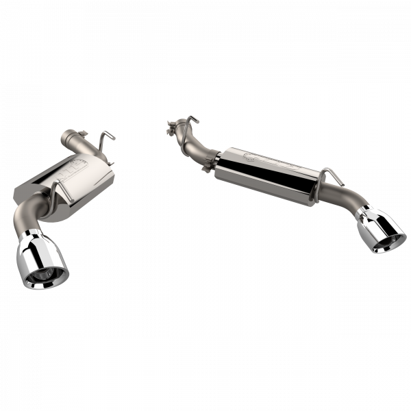 Quick Time Performance - 2010-2013 Chevrolet Camaro SS QTP  AR3  Axle Back