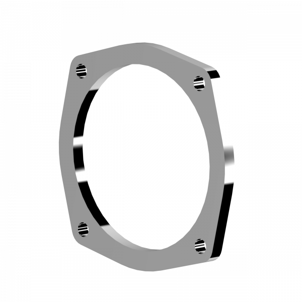 Quick Time Performance - 5.00 Inch 4 Bolt Flange QTP