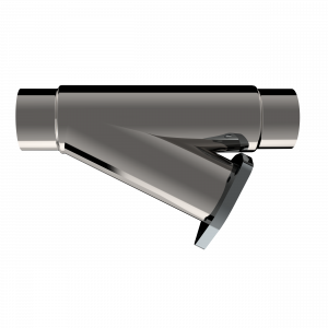 Quick Time Performance - 2.25 Inch Stainless Steel QTP Exhaust Cutout - Image 3