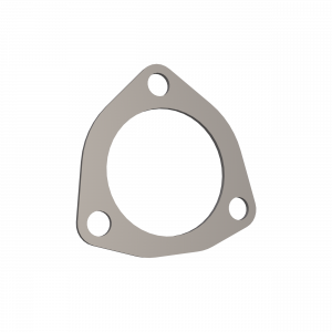 Quick Time Performance - 2.50 Inch 3 Bolt Exhaust Gasket QTP - Image 1