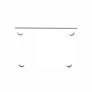 Quick Time Performance - Low Profile Oval 4 Bolt Cover Plate QTP - Image 2