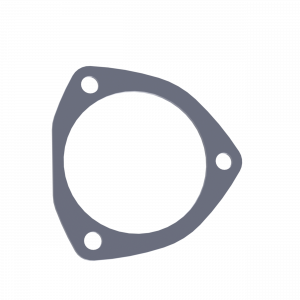 Quick Time Performance - 3.50 Inch 3 Bolt Exhaust Gasket QTP - Image 1