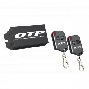 Quick Time Performance - Wireless Adjustable Remote Controller For QTP Electric Exhaust Cutouts - Image 1