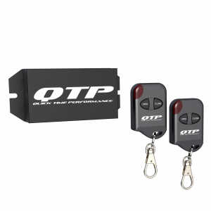 Quick Time Performance - Wireless Adjustable Remote Controller For QTP Electric Exhaust Cutouts - Image 2