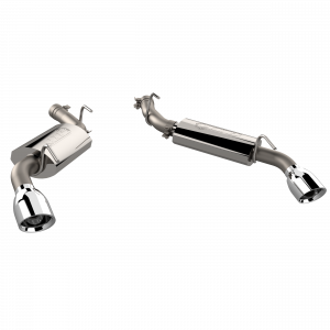 Quick Time Performance - 2010-2013 Chevrolet Camaro SS QTP  AR3  Axle Back - Image 1