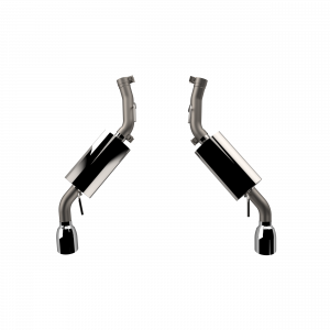 Quick Time Performance - 2010-2013 Chevrolet Camaro SS QTP  AR3  Axle Back - Image 2