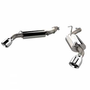 Quick Time Performance - 2010-2013 Chevrolet Camaro SS QTP  AR3  Axle Back - Image 3
