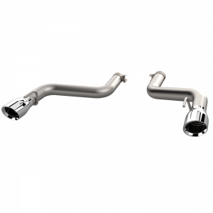 Quick Time Performance - 2016-2020Chevrolet Camaro SS QTP Eliminator Axle Back - Image 3