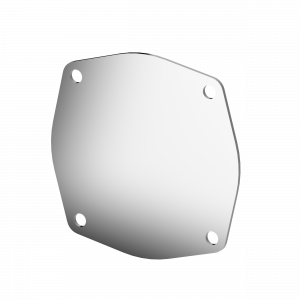 Quick Time Performance - 5.00 Inch 4 Bolt Cover Plate QTP - Image 2