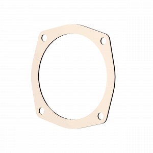 Quick Time Performance - 5.00 Inch 4 Bolt Exhaust Gasket QTP - Image 2